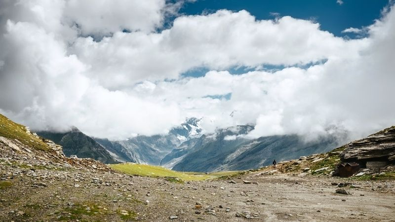 Rohtang Pass Weather in June