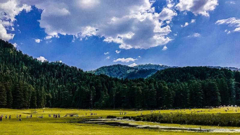 Dalhousie 3N/4D Tour Package