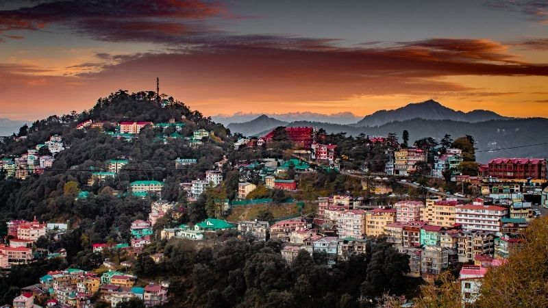Shimla 3N/4D Tour Package