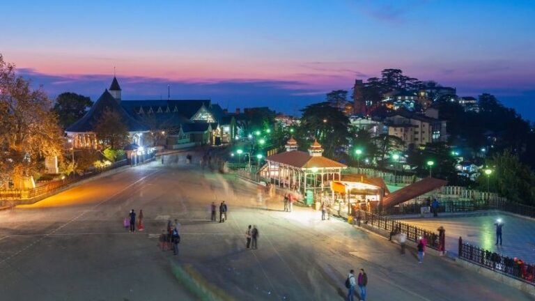 Shimla Manali 5N/6D Package